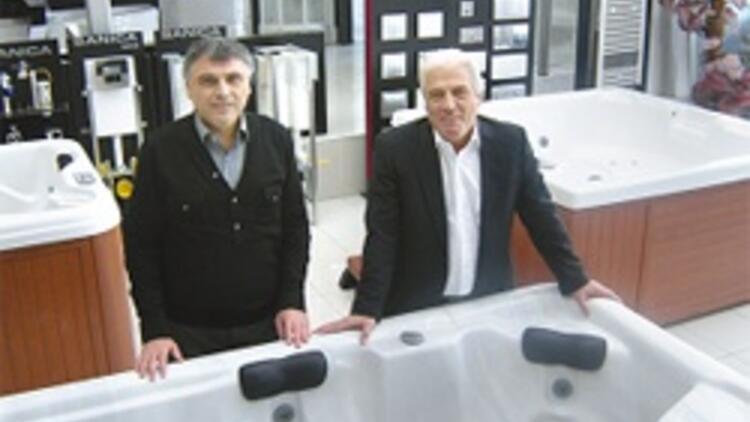 Orlando'dan Kavaklı'ya 'havuz fabrikası' taşıdı, Elazığ'da altyapı borusu üretimine girdi