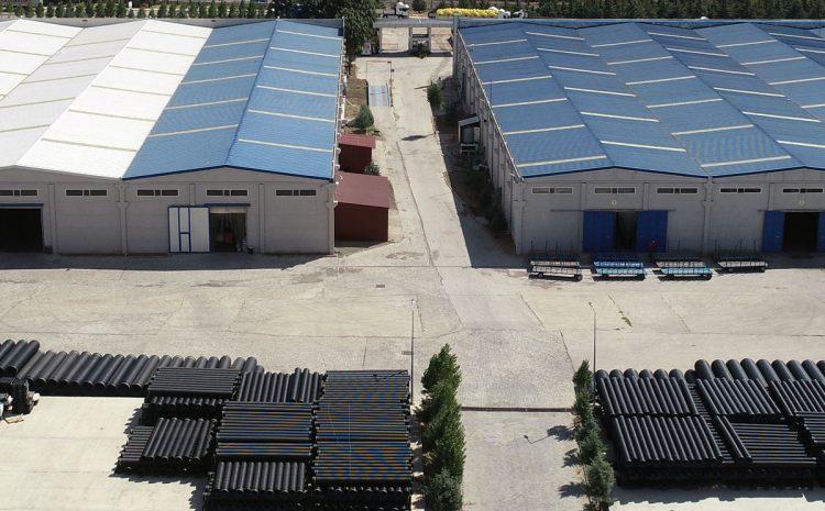 Sanica, Elazığ'da 5 tesise ulaşacak