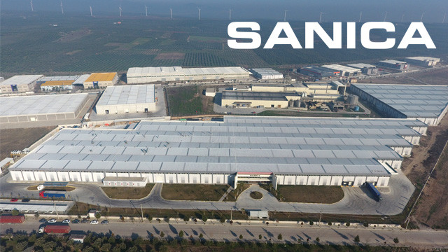 Sanica 30. yılında İSO 500'de yerini aldı